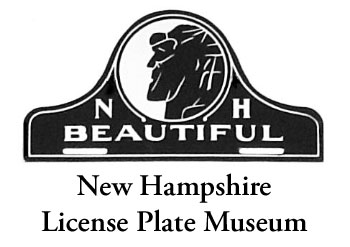 New Hampshire License Plate Museum